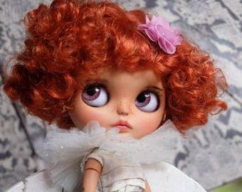 Custom Blythe Dolls For Sale by MAY  custom blythe by takudaaahouse
