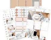 Planner Sticker Kits / Travel Planner Stickers / Planner Stickers / Erin Condren Planner Stickers / Weekly Sticker Kit / Photo Kit / PH3
