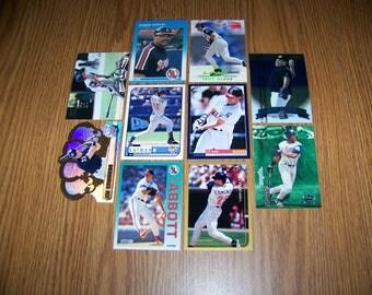 50 California (Los Angeles) Angels Baseball Cards