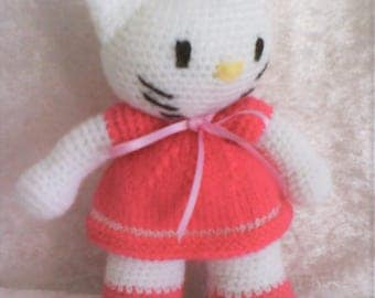 LITTLE KITTY in pink,