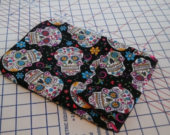 Diapers and Wipes Cases ~Sugar Skulls~
