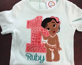 Personalized Princess Birthday Shirt, Onesie, Romper or Dress