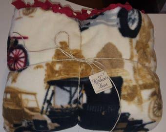 Ford Antique Car Blanket