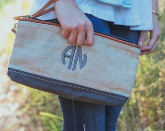 Monogram Clutch, Monogrammed Clutch, Bridesmaid Clutch, Monogrammed Purse, Monogram Purse, Tote Bag, Monogram Tote Bag, Gift For Her