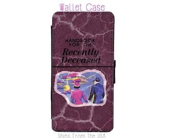 iPhone 6 Case - iPhone 6 Wallet Case - Beetlejuice iphone 6 Case - Beetlejuice iPhone 6 Wallet Case