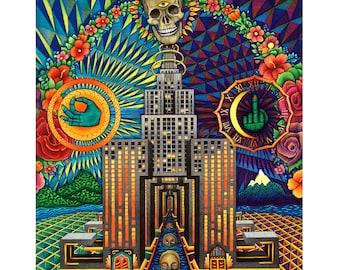Lord Humano - Fine Art Print