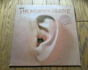 Manfred Mann,s Earth band The Roaring Silence  Vinyl Record lp album
