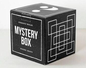 Mystery Treasure Box