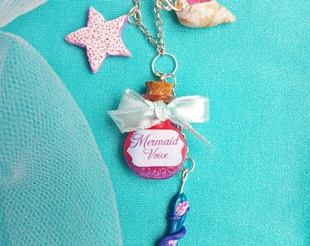The Little Mermaid necklace