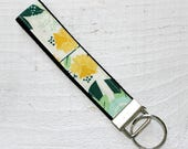 Key Fob Wristlet with Fan...