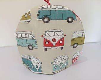 Tea Cosy - VW Camper vans  - Official VW Licensed fabric