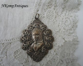 Vintage french pendant