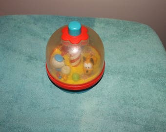 Vintage Vintage Disney Mickey Mouse Spinning Top
