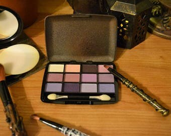 Harry Potter Style Magic Wand Makeup Brush Set