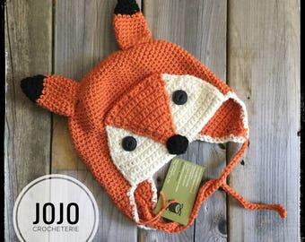 Fox/Fox beanie Hat