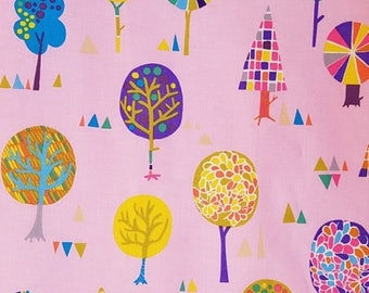 Alexander Henry - Magic Trees - #8479A - Pink