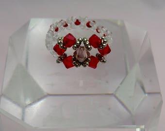 "Handmade Ring - ""Princess"""