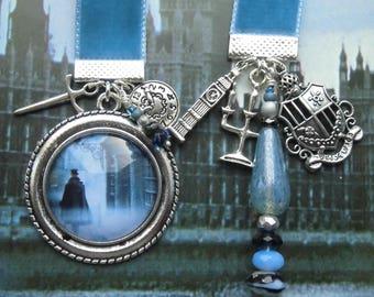 Velvet Bookmark  Jack the Ripper