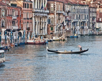 Fine art print,Photography,Wall Art,Italy,Venice,Gondole