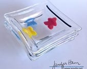 Meeple Square Dishes - se...