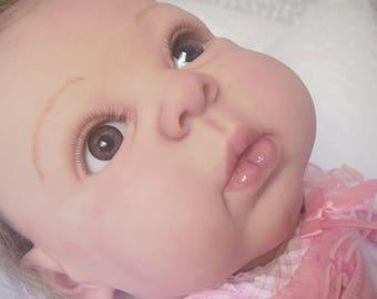 Installments Boelle by Adrie Stoete Custom Reborn Doll Toddler Little Darlins Nursery Rita Meese