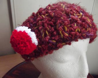10cm wide and 50 cm + or - long wool headband