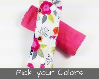 Baby Car Seat Strap Cover Baby Shower Gift Baby Car Seat Belt Cover Baby Seat Belt Strap Cover Baby Carseat Strap Cover Small Baby Gift