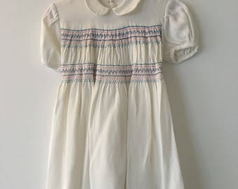 Vintage 1950s/1960s baby dress