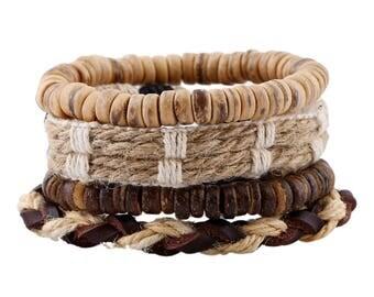 Boho Bracelet 4 Pack