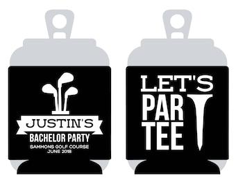 Golf Bachelor Party - Let's Par Tee