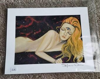 Awake and Dreaming 8x10 Print