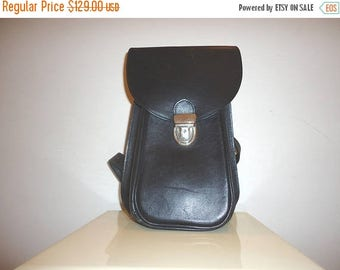 50% OFF Beautiful Must See Black Leather Backpack