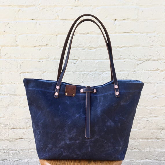 Percy - over the shoulder tote