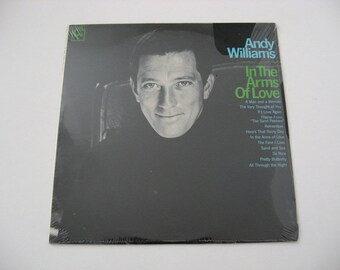 New! Andy Williams - In The Arms Of Love - Circa 1967