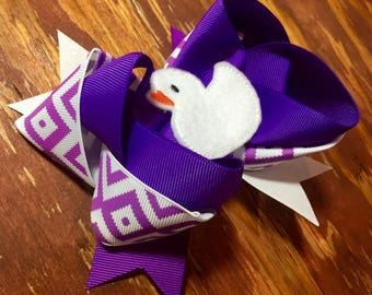 Tarleton inspired bow