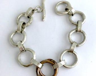 Toggle Bracelet 44