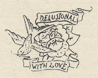 Delusional With Love TFB patch