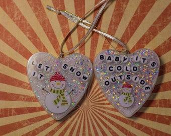 SALES!! Christmas charms Christmas Ornaments