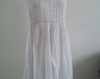 vintage deadstock sundress