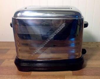 Mid-Century Proctor Silex Toaster that Works