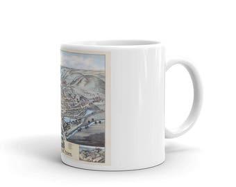 Coffee Mug - Birmingham Conn 1876