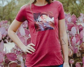 Antelope Canyon Tee (Womens)