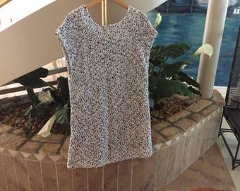Hand made 100% cotton dress