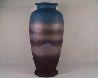 Otagiri Vase Large Japan    W108