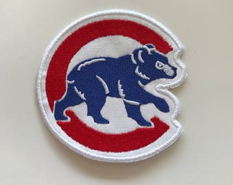Sport - Baseball - Chicago Cubs Patches