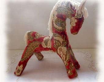 Horse Genes velvet collection