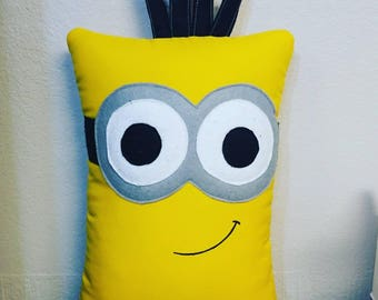 Kevin the Minion Pillow.