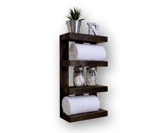 Four Tier Bathroom Shelf