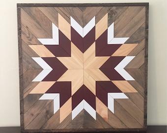 Reclaimed wood wall art, wood wall decor, farmhouse decor, rustic wall art, wood wall hanging