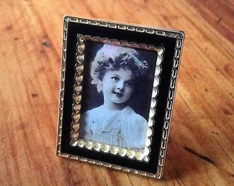 Micro-mini Metal Picture Frame
